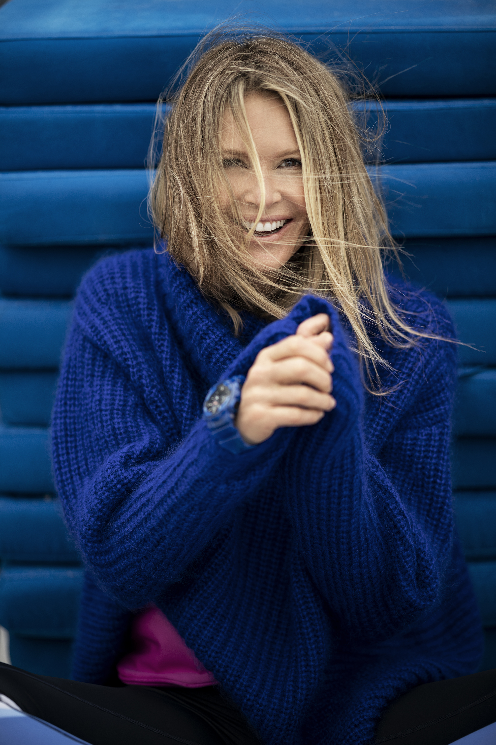 21 questions with supermodel elle macpherson