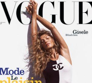 Vogue Paris June/July 2019 : Gisele Bündchen by Mikael Jansson