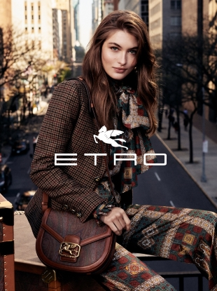 Etro F/W 2019.20 by Cass Bird