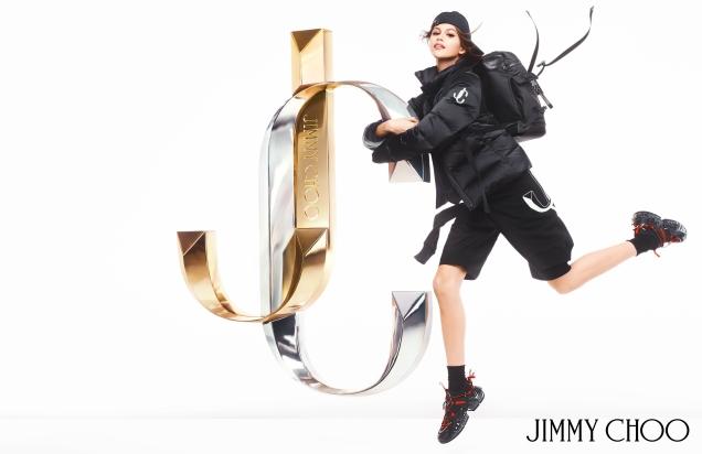Jimmy Choo F/W 2019.20 : Kaia Gerber by Steven Meisel