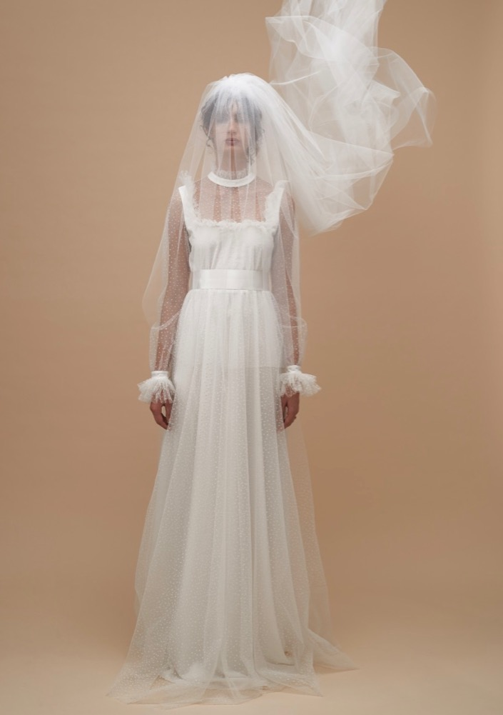 Karen Walker Atelier Holy Gown