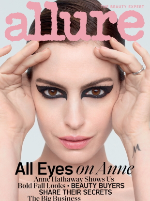 Allure September 2019 : Anne Hathaway by Solve Sundsbo