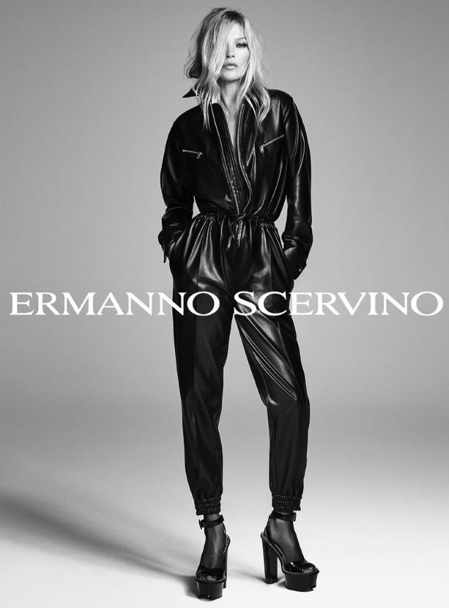 Ermanno Scervino S/S 2020 : Kate Moss by Luigi & Iango
