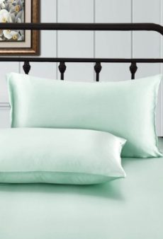 8 Silk Pillowcases to Help You Wake Up to Healthier Skin and Hair