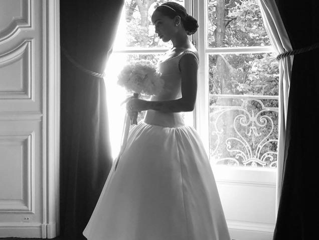 Zoe Kravitz Wore Alexander Wang To Her Wedding Thefashionspot