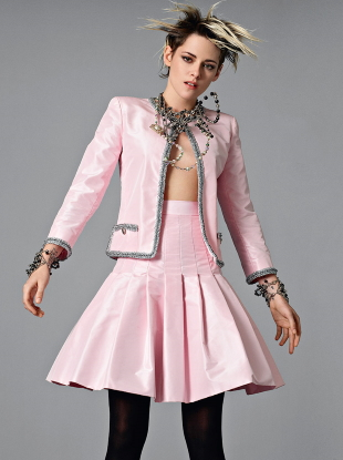 Chanel S/S 2020 : Kristen Stewart by Jean-Baptiste Mondino