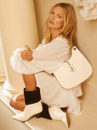 Jimmy Choo Pre-Fall 2020 : Kate Moss by Tom Craig