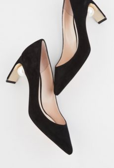 14 Far-From-Basic Black Heels Because We Like Pumps With a Little Personality