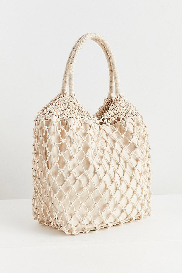 bb1a85e69c0 16 Macramé Bags to Tote Everywhere This Summer - theFashionSpot