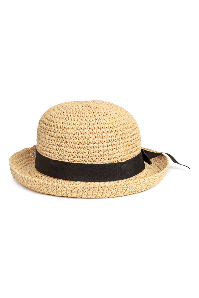 9e970ac043b 16 Straw Hats to Wear at the Beach...and in the City - theFashionSpot