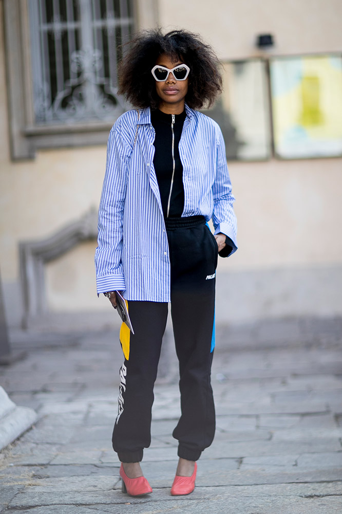 18 Un Lazy Sweatpants Outfit Ideas To Try Now Thefashionspot