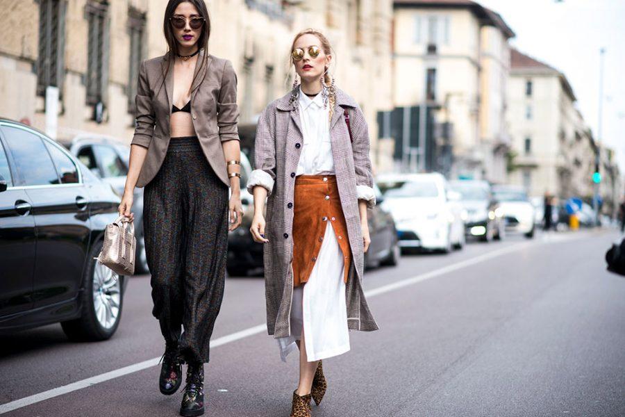 9f6bebbf4646d 18 Street Style Ways to Wear Underwear as Outerwear - theFashionSpot