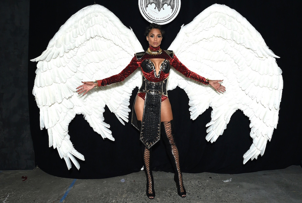 Ciara at BACARDI Presents Liberate Your Spirits With Ciara for Halloween
