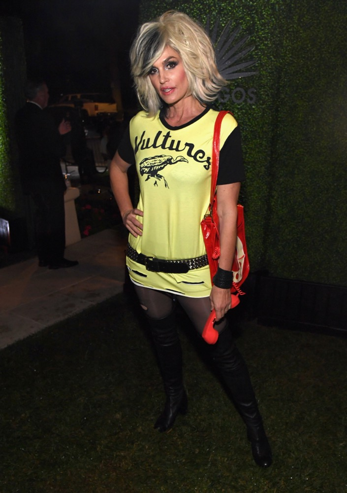 Cindy Crawford at the 2018 Casamigos Halloween Party