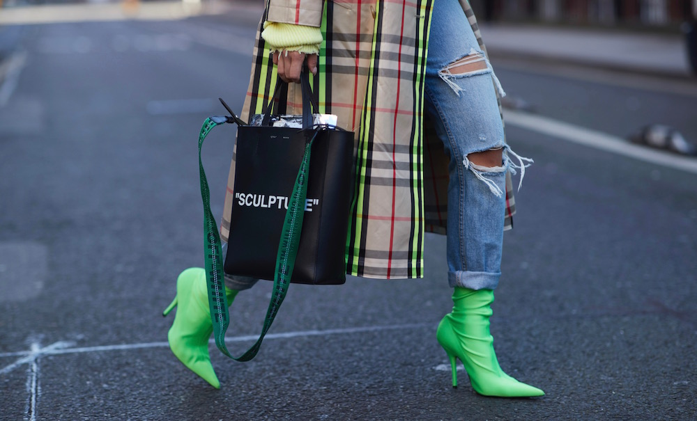 Kick: Sock Boots