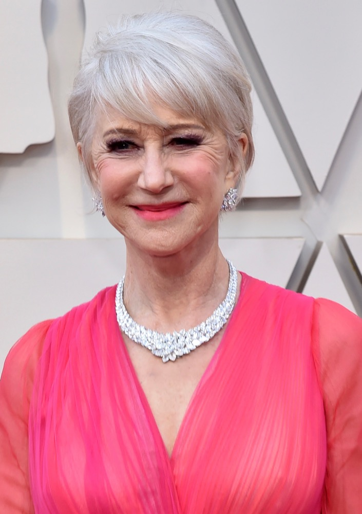 Best: Helen Mirren