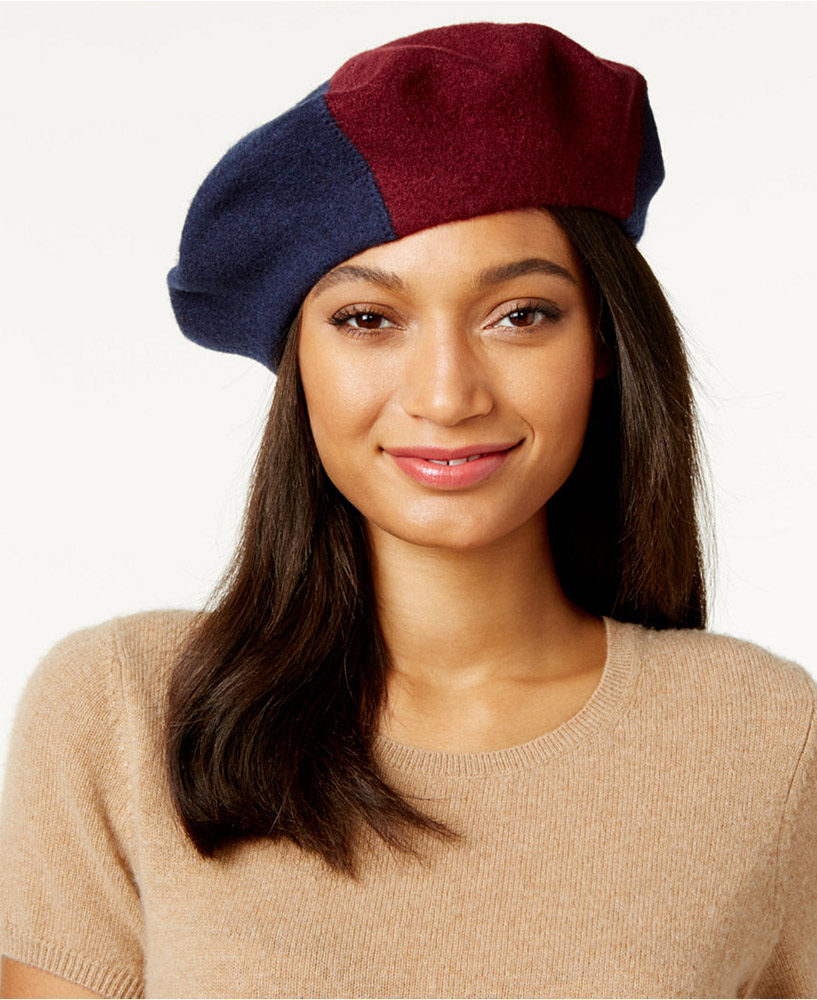 b93bf5d22 Beret Fashion Trend: How to Wear a Beret 21 Ways - theFashionSpot
