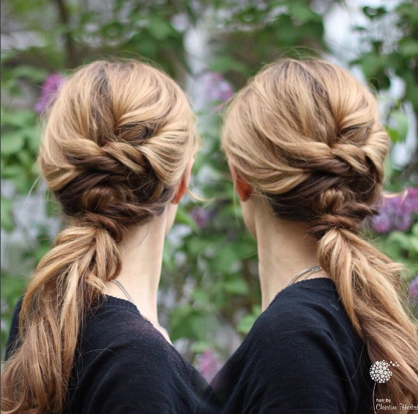 33 Upgraded Ponytail Hairstyles That Take Your Updo To The Next