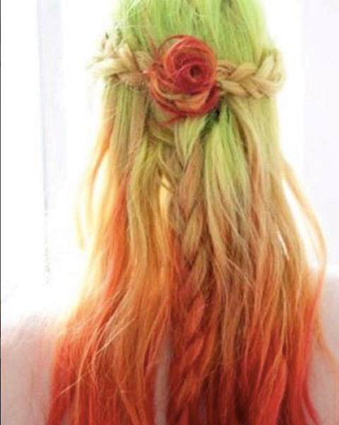 50 Crazy Cool Hair Color Ideas To Try If You Dare