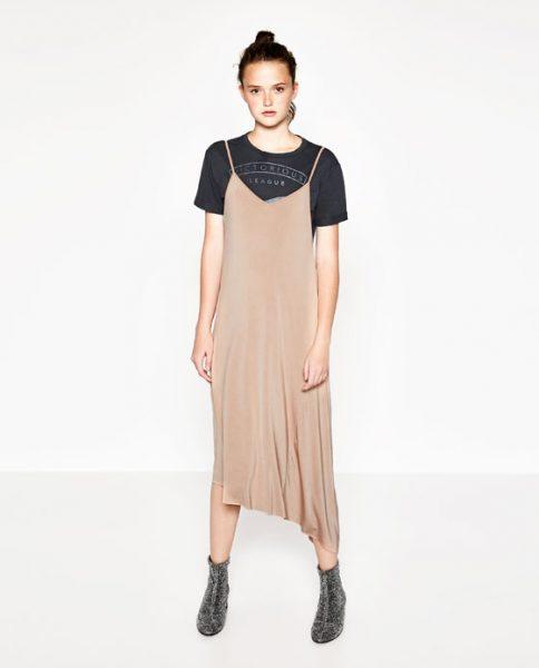 Slinky Slip Dresses
