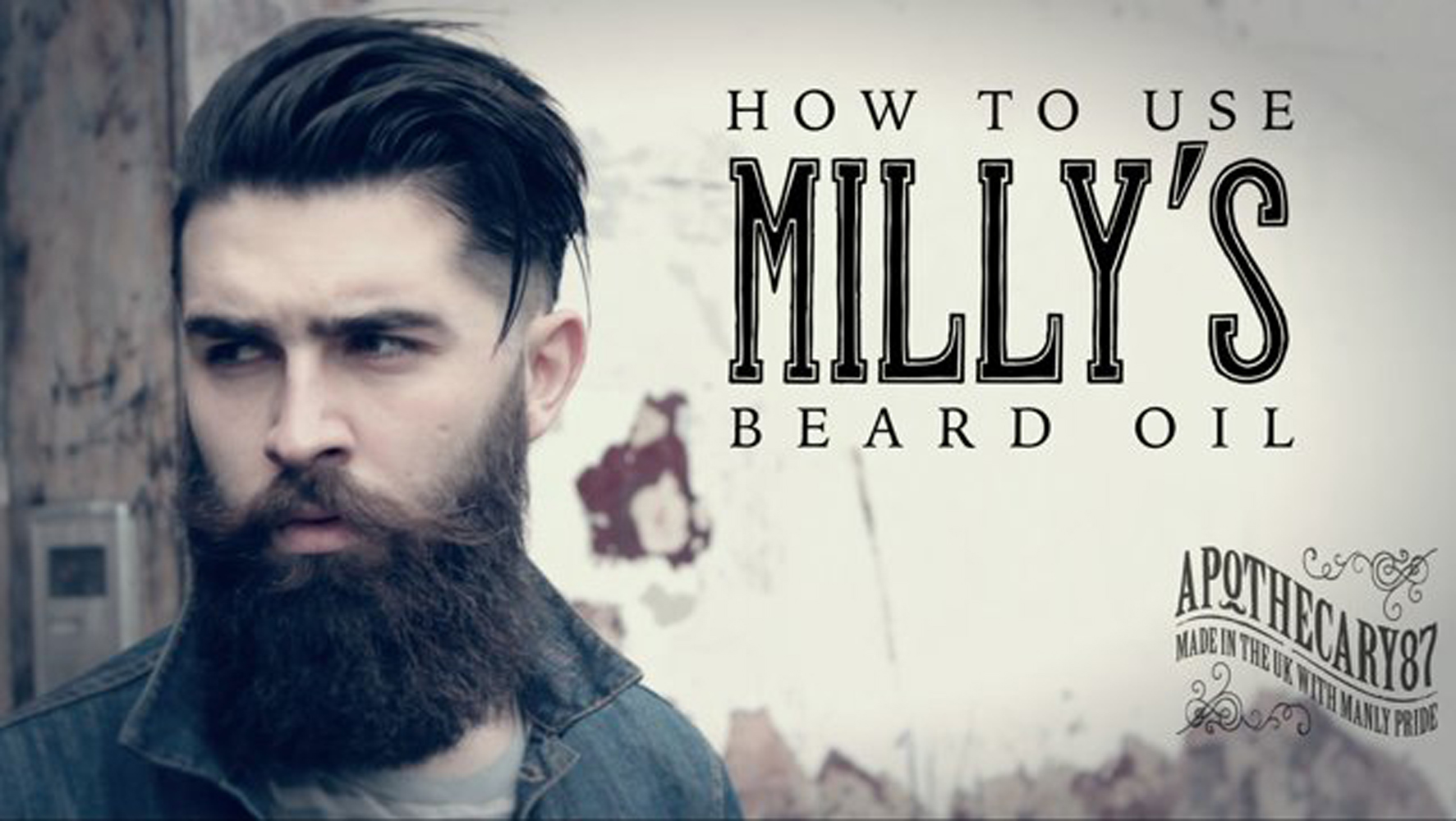 Miraculous 30 Male Models With Beards Thefashionspot Natural Hairstyles Runnerswayorg