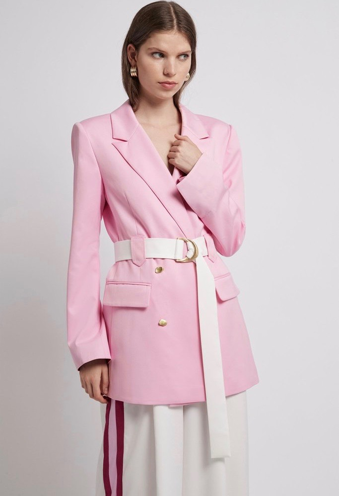 Belted Blazers to Buy Before Fall Arrives - theFashionSpot