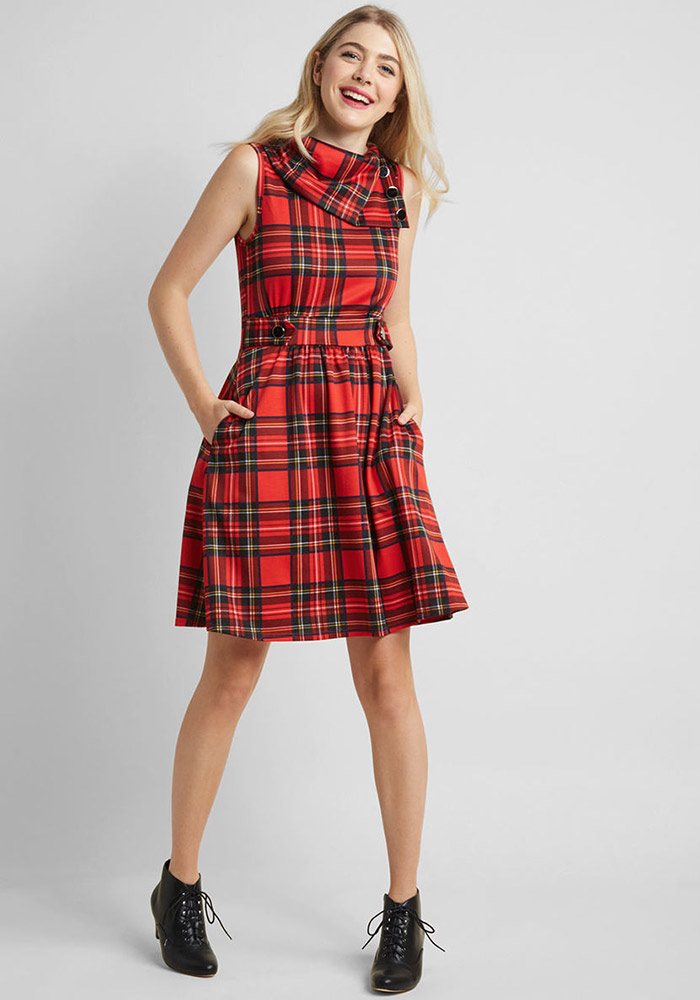 3de24574653 Ditch Your Clutch for These ModCloth Pocket Dresses and Skirts