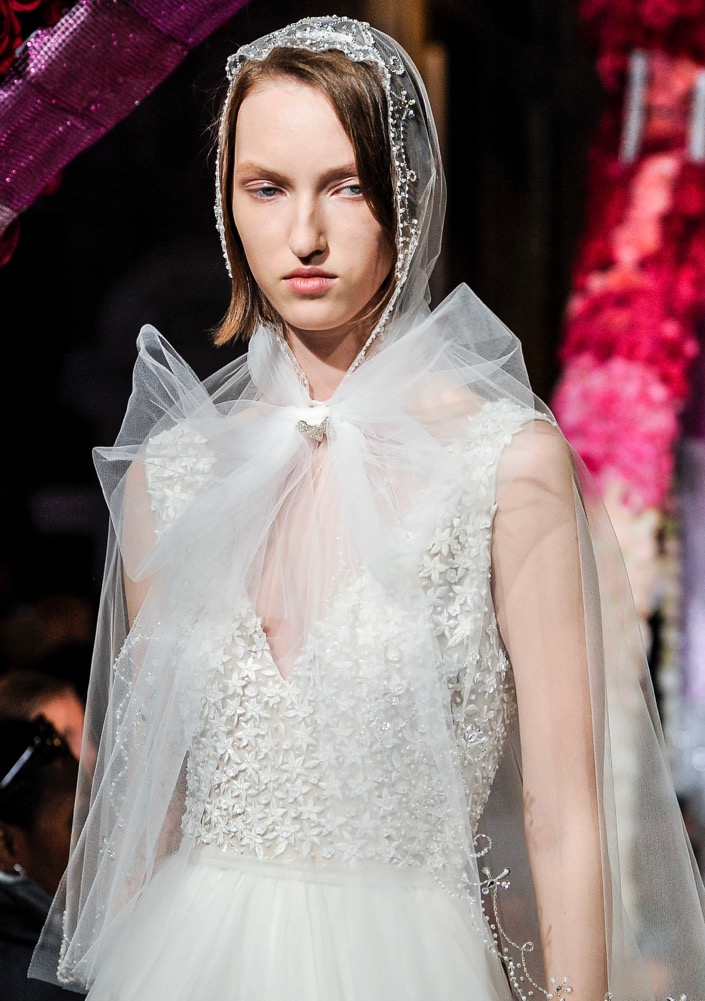 Best Of Beauty 2020 8 Best Bridal Fashion Week Spring 2020 Beauty Looks to Try