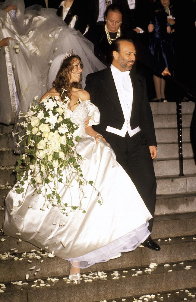 7c279883c0c0 12 Best Vera Wang Wedding Dresses of All Time - theFashionSpot