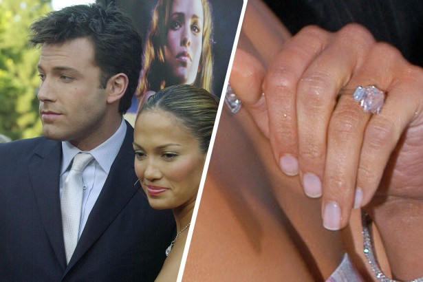 Most Expensive Celebrity Engagement Rings - theFashionSpot