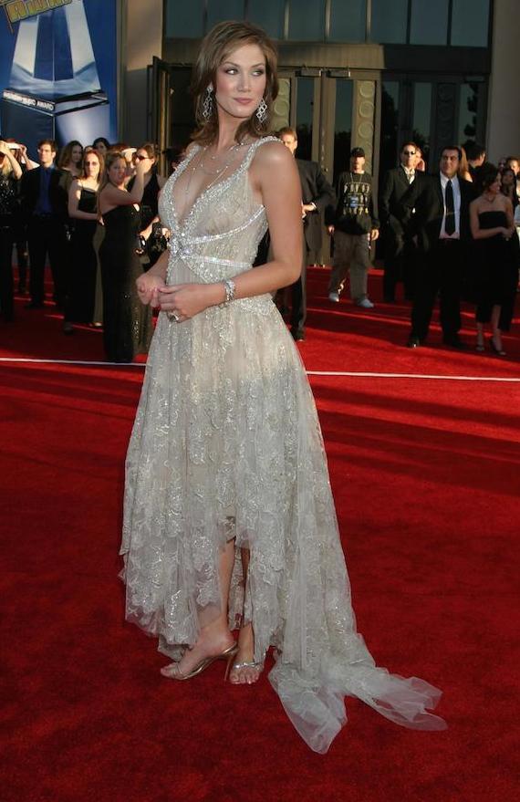 Delta Goodrem Dresses