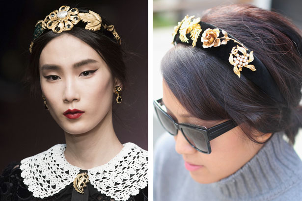 d73dce0e4f DIY Fashion Accessories Straight from the Fall 2015 Runways ...