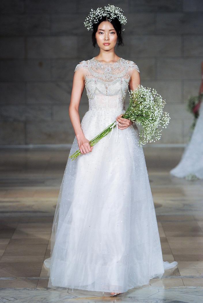 eb06968f611 53 Dream Wedding Dresses From Fall 2018 Bridal Fashion Week ...