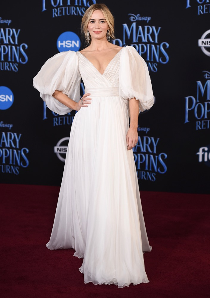 Mary Poppins Returns Los Angeles Premiere
