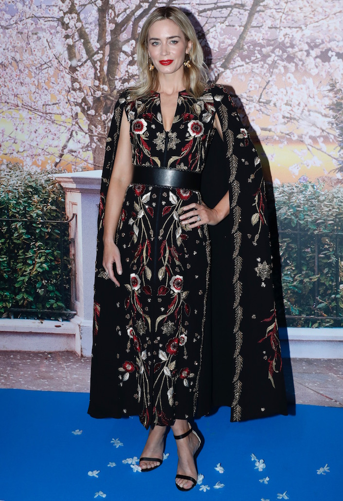 Mary Poppins Returns Paris Premiere