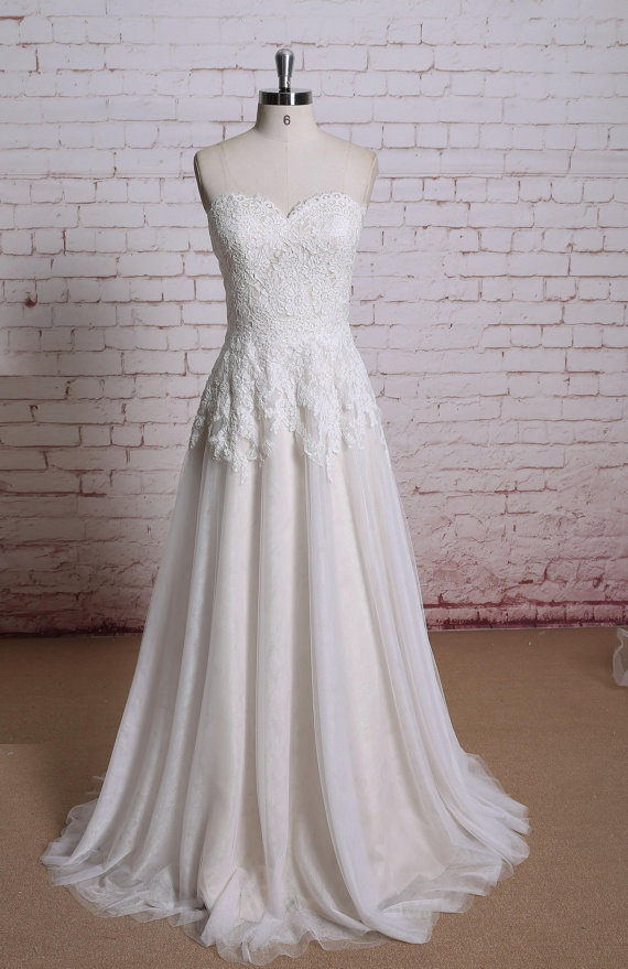 Etsy Bridal Gown