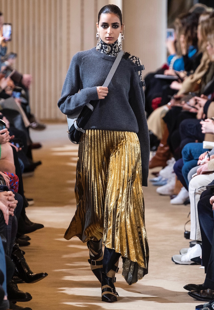 The Top Fall Fashion Trends From The 2019 Runways Thefashionspot