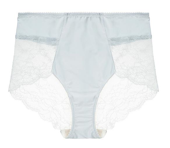 White granny panties consider