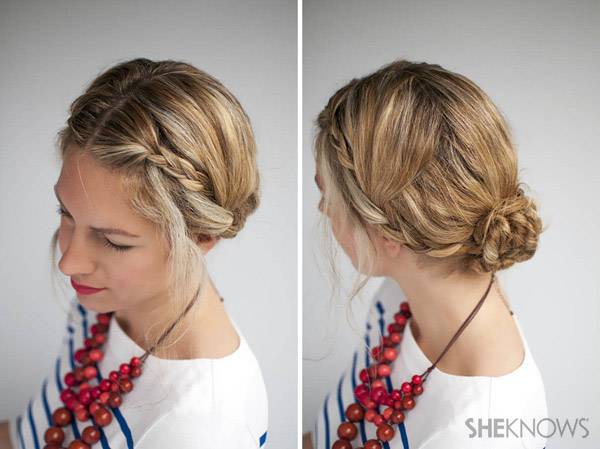 The 14 Best Hairstyles For Dirty Hair Thefashionspot