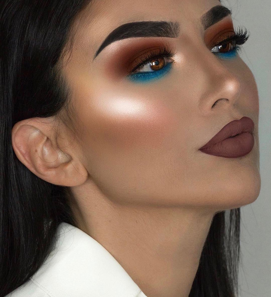 To acquire Trend beauty brown shadow pictures trends