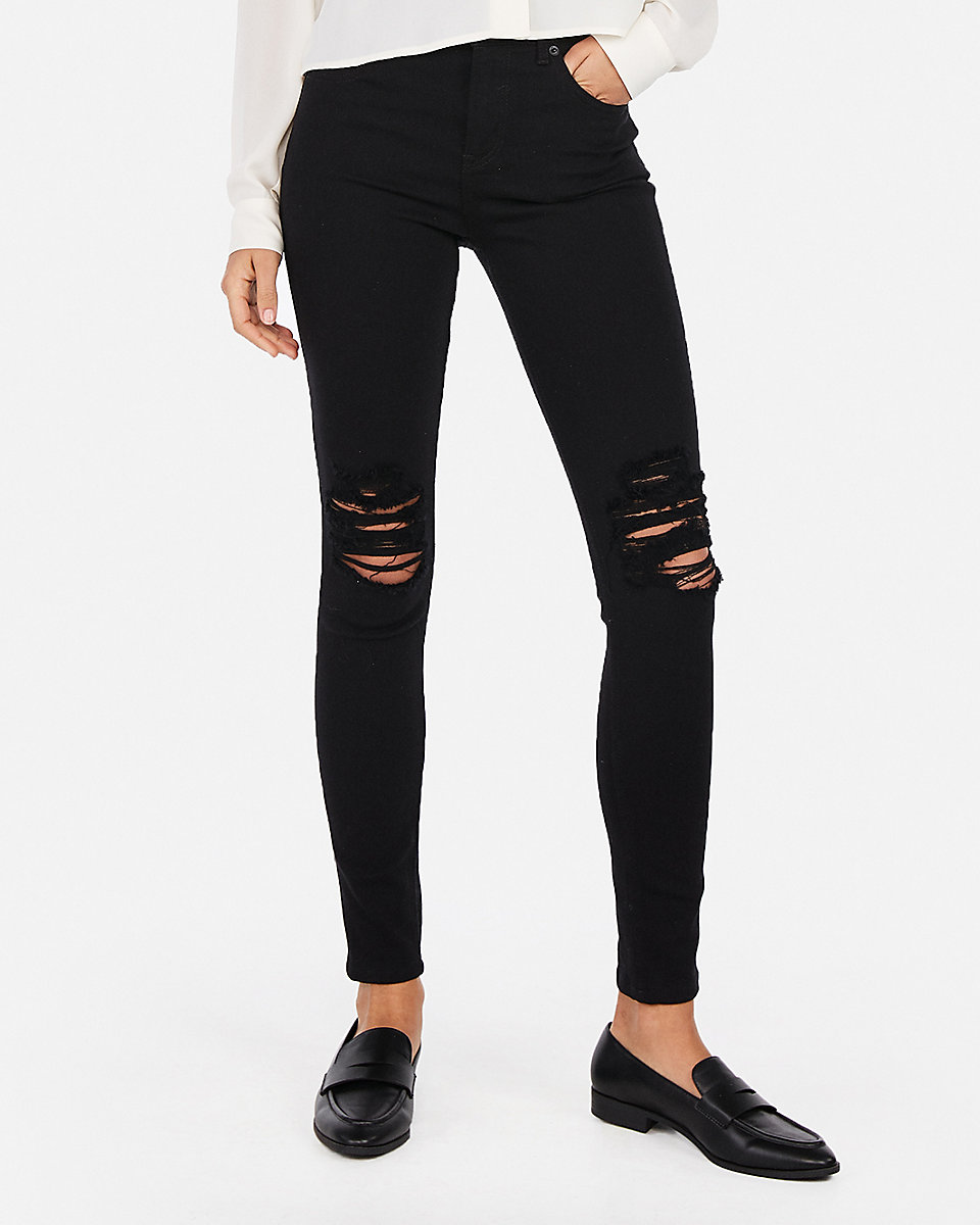 Best High-Waisted Jeans for Every Body Type - theFashionSpot