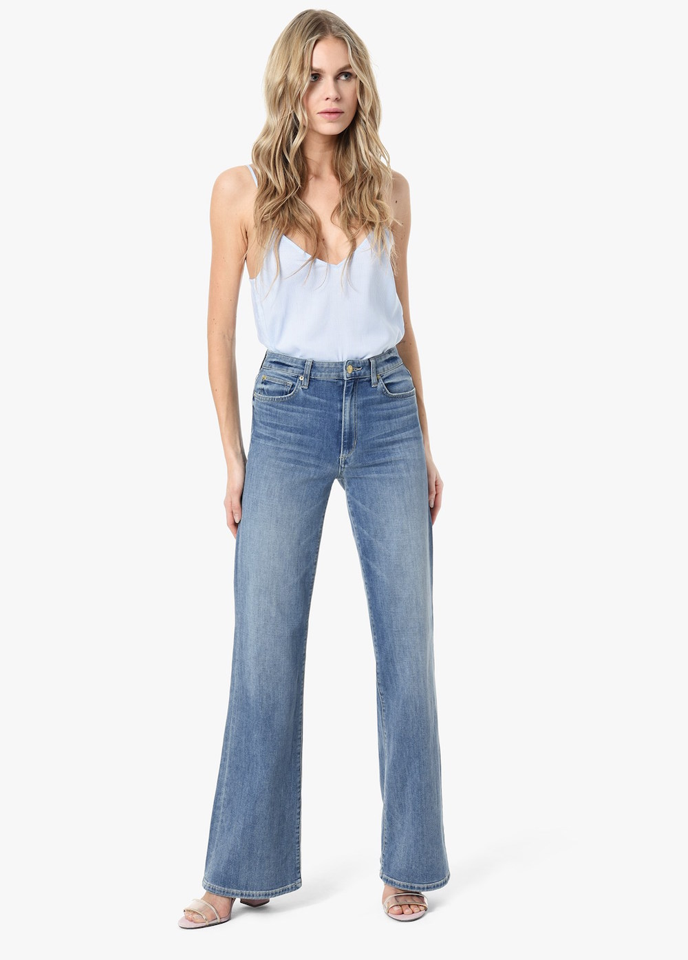 89c6814e Best High-Waisted Jeans for Every Body Type - theFashionSpot