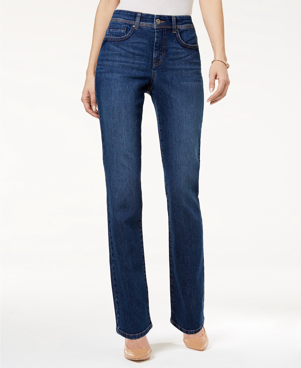63281854187 Best High-Waisted Jeans for Every Body Type - theFashionSpot