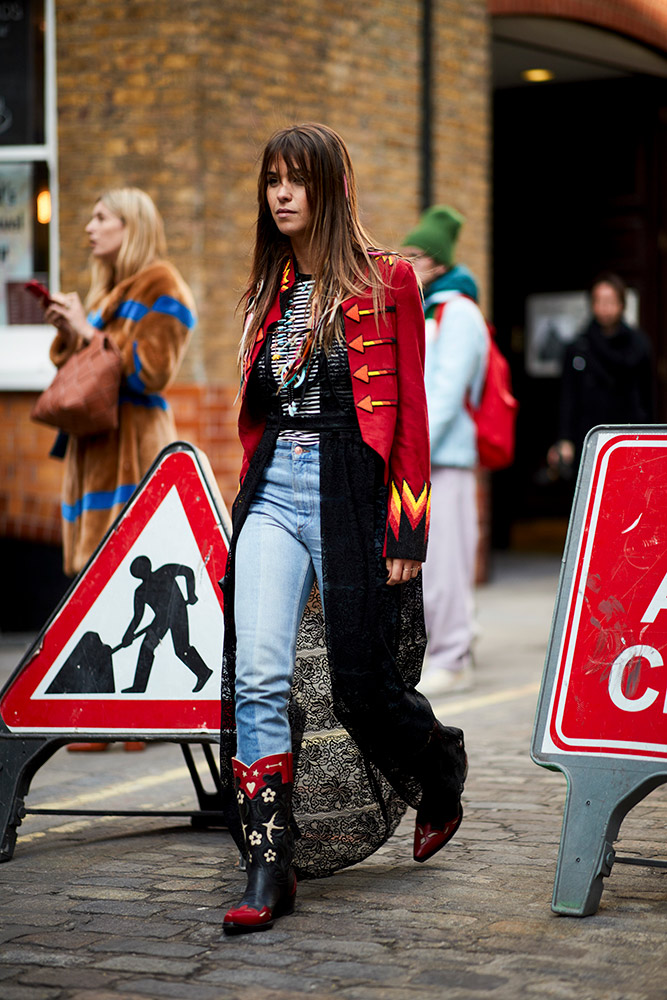 How To Wear Cowboy Boots In 2018 Thefashionspot