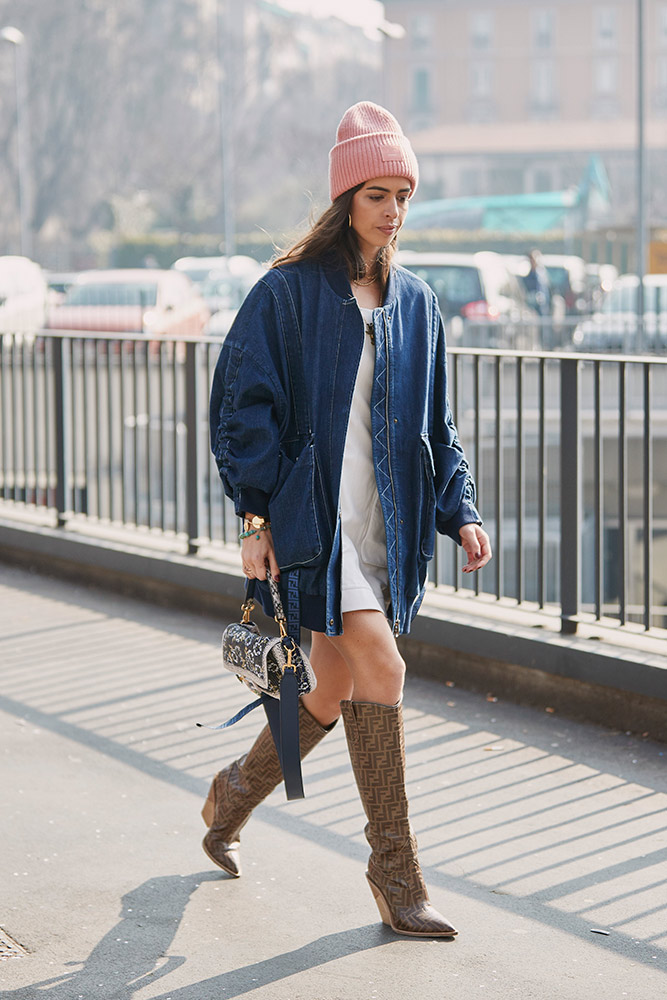 53be55370e The Secret to Dressing When Spring Has an Identity Crisis ~ Women's ...