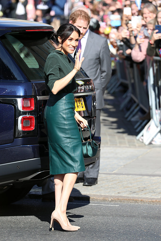 The Duchess Wore Leather
