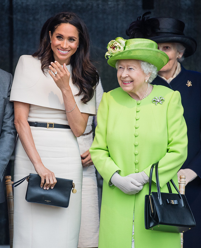 The Queen and the Duchess