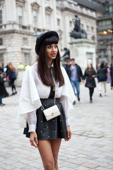 Fashion style Style street chronicles london fashion week fall for girls