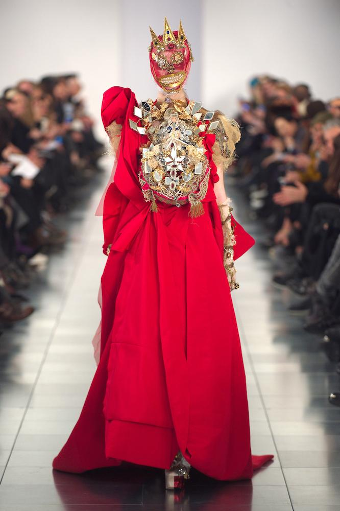 John Galliano for Maison Margiela Spring 2015 Couture Runway Review ... a8a8453d99