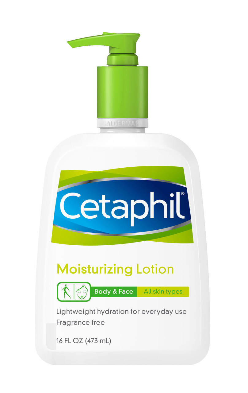 Opt for a Gentle Moisturizer  5 Makeup Removal Hacks for When You Struggs to Func Cetaphil Moisturizing Lotion